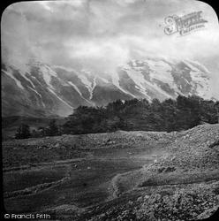 Mount Lebanon, Cedars Of Lebanon c.1867