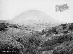Where Deborah And Barak Assembled Forces c.1868, Mount Tabor