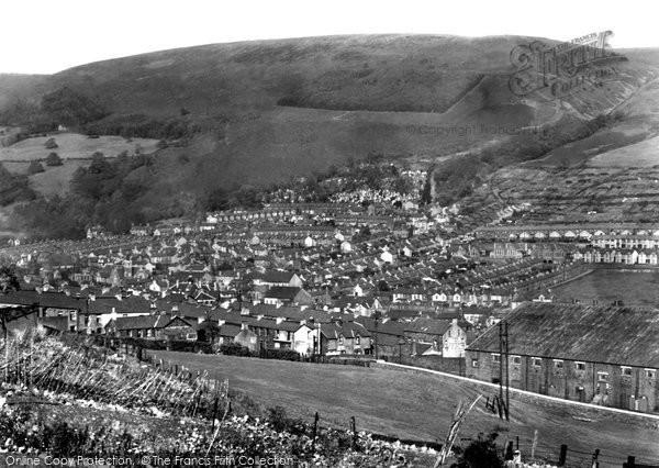 Mountain Ash, 1938