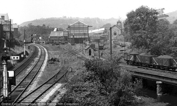 Photo of Mountain Ash, Colliery c.1955