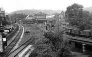 Mountain Ash, Colliery c1955