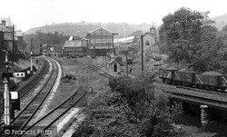 Mountain Ash, Colliery c.1955