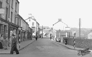 Mountain Ash, Commercial Street 1950