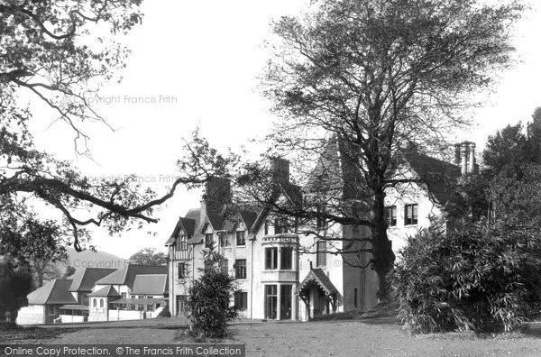 Photo of Mountain Ash, Grammar School 1938