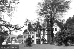 Mountain Ash, Grammar School 1938