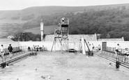 Mountain Ash, Swimming Baths c1955