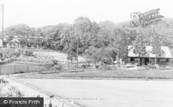 Mountain Ash, The Bowling Green c.1960