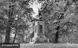 The Cenotaph c.1955, Mountain Ash