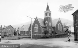 Mountain Ash, The Church c.1960