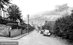 Mountain Ash, View From Royal Oak c.1955