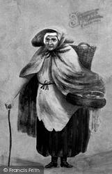 Mousehole, Dolly Pentreath Of Mousehole 1903
