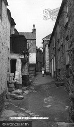 Duck Street c.1955, Mousehole