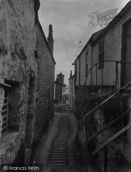 Mousehole, Fish Cellar Court 1931