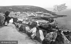 Mousehole, Harbour 1893