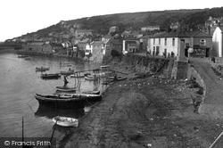 Mousehole, Harbour 1927