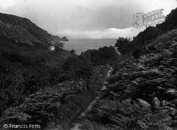 Mousehole, Lamorna Cove 1927
