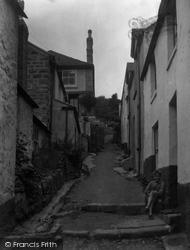 Mousehole, Mount Pleasant 1931