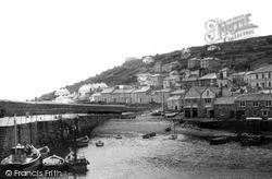 Pier c.1955, Mousehole