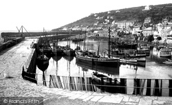 The Harbour 1935, Mousehole