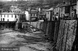The Harbour c.1955, Mousehole