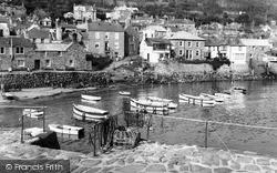 The Harbour c.1960, Mousehole