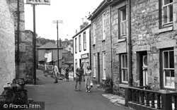The Narrows c.1955, Mousehole