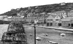 The Old Quay c.1955, Mousehole