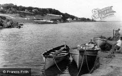 Lough Foyle, Boat Quay c.1960, Moville