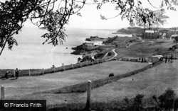Moville, The Playing Grounds c.1960