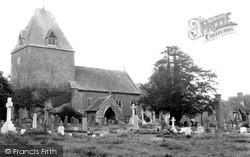 Much Dewchurch, Church Of St David c.1955