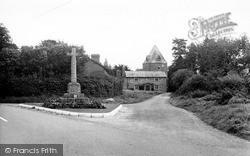 Much Dewchurch, The Memorial c.1960