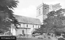 Much Marcle, The Church c.1955