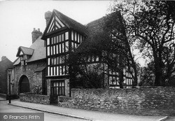 Ashfield Hall c.1935, Much Wenlock