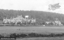 Cottage Hospital 1911, Much Wenlock