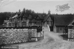 Lady Forester Hospital 1903, Much Wenlock