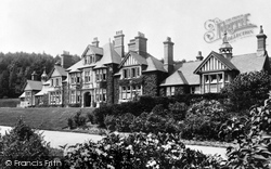 Lady Forester Hospital 1911, Much Wenlock