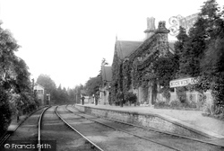 Station 1903, Much Wenlock