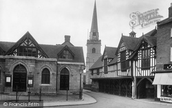 War Memorial Hall 1924, Much Wenlock