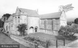 Abbey c.1965, Muchelney