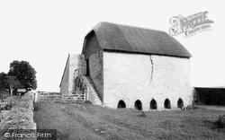 Monks Reredorter c.1965, Muchelney