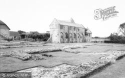 The Abbey c.1965, Muchelney