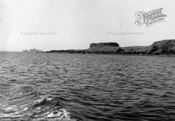 Photo of Muck, Fort From The Sea 1960