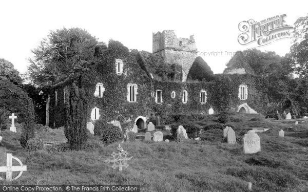 Photo of Muckross, Abbey 1897