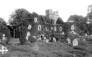 Muckross, Abbey 1897