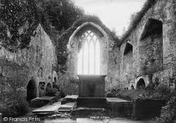 Muckross, Abbey, Chancel East 1897