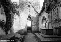 Muckross, Abbey, Nave East 1897