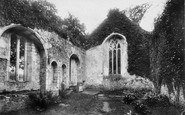 Muckross, Abbey, South Transcept 1897
