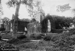 Muckross, Abbey, South West 1897