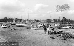 c.1960, Mudeford