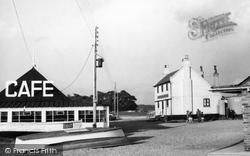 Café c.1960, Mudeford